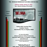01-11-15 Selma–Shared Movie Viewing