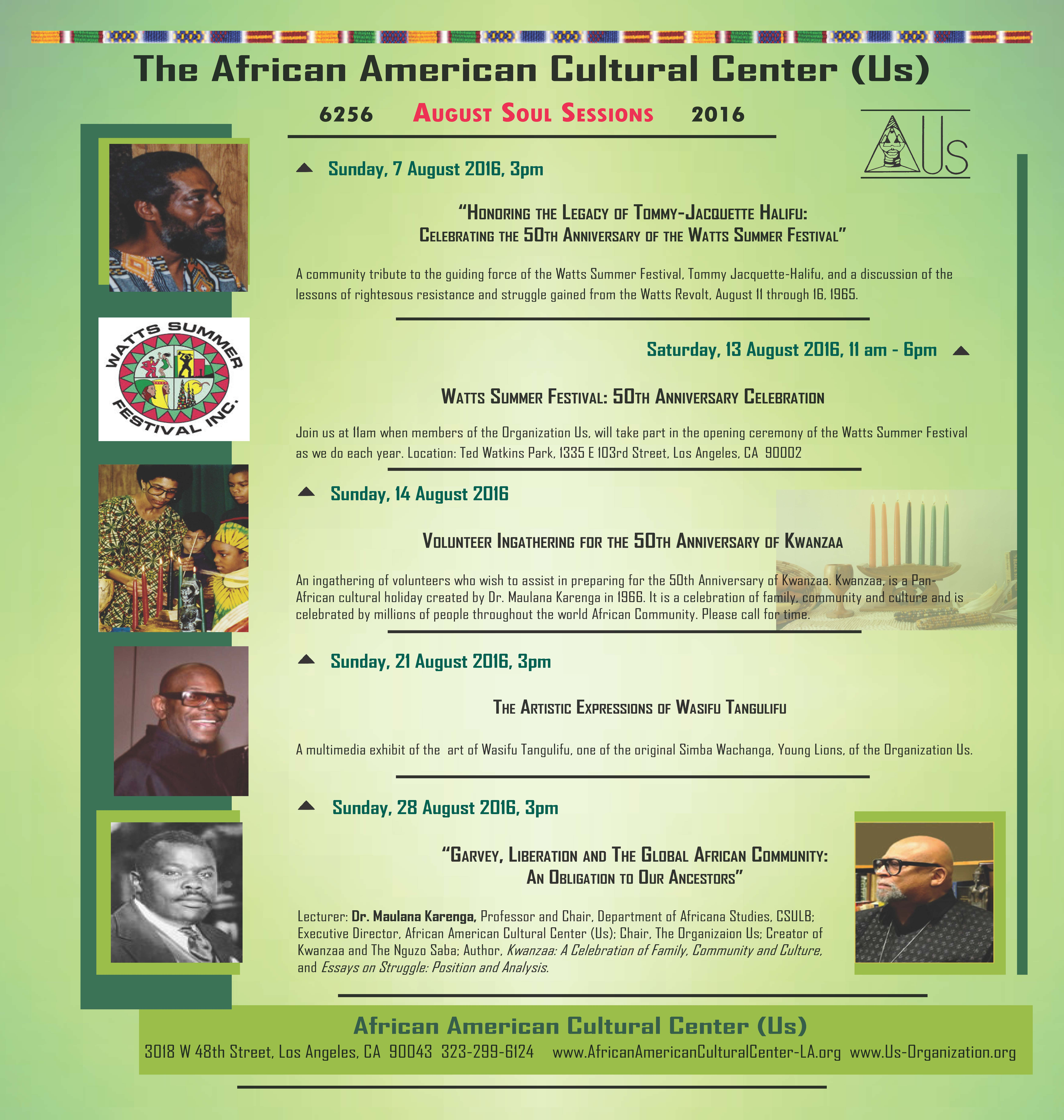 analysis of african american culture