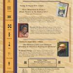 SS–August 24 and 31 2014 Ujima Wema — Dr.MaulanaKarenga